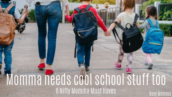 Mom needs cool school stuff too! 6 new momma must haves for the school year!