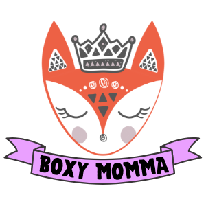 Boxy Momma-Because Mom Life is Freakin' Hard